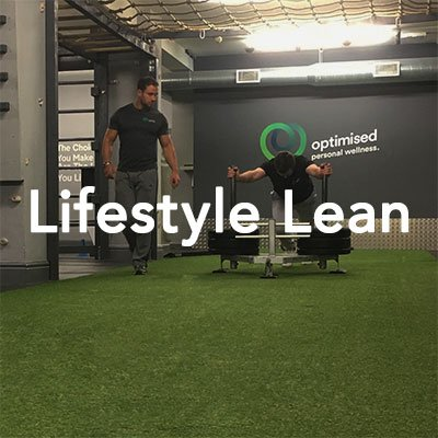 Personal trainer Manchester - Lifestyle Lean