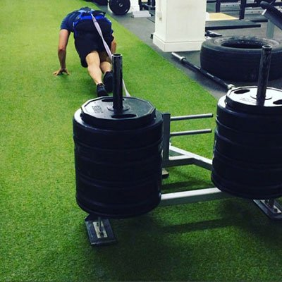 Personal Training for Sports Performance Manchester